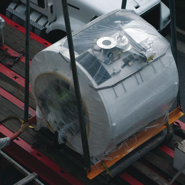 Install/De-Installation- ECMED MRI & CT Maintenance Solutions